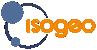 Le logo Isogeo
